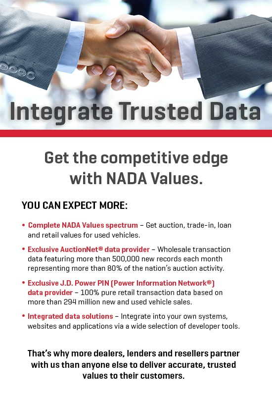 Integrate Trusted Data